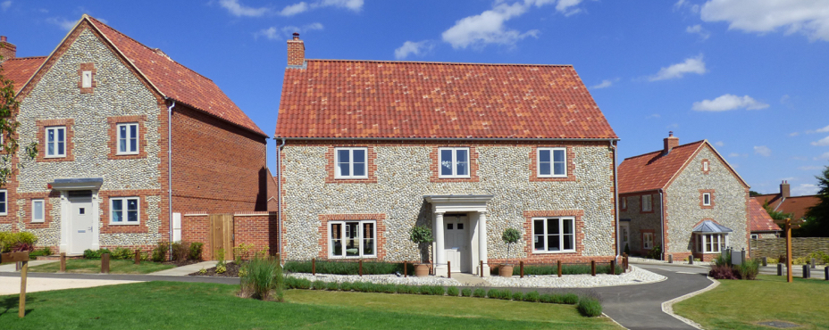 Luxurious, contemporary homes in North Norfolk - Fleur Homes