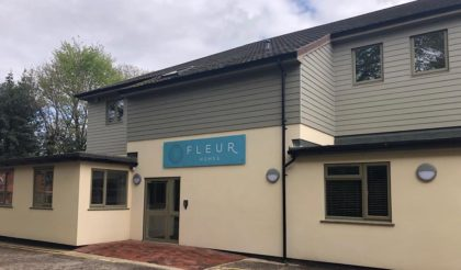 Fleur Homes new office